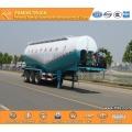 Semi-remorque de 35 m 3 de transport de ciment en vrac