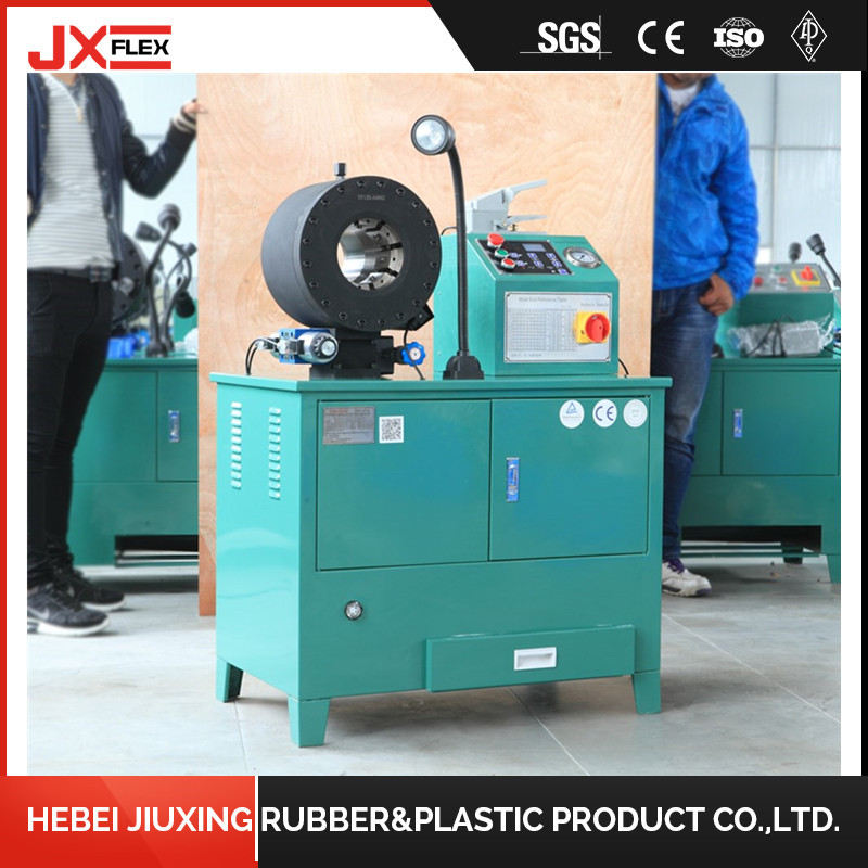 Yjk 51n Hydraulic Hose Processing Machine