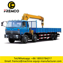 Lorry Crane Inspection 4 Ton Knuckle Type