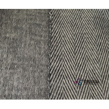Double Face Wool Fabric Blended