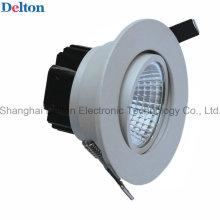7W luz de techo flexible de la COB LED (DT-TH-7E)
