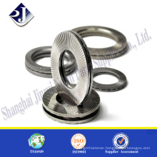 Shanghai product flat washer Din9021 flat washer Flat washer zinc finished