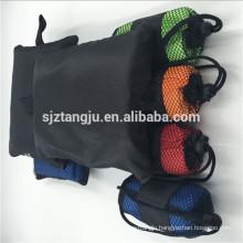 Multipurpose microfiber towel pocked Quick Dry Sports Microfibre Towel