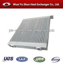 Refrigerador de la máquina del núcleo de la placa y de la barra