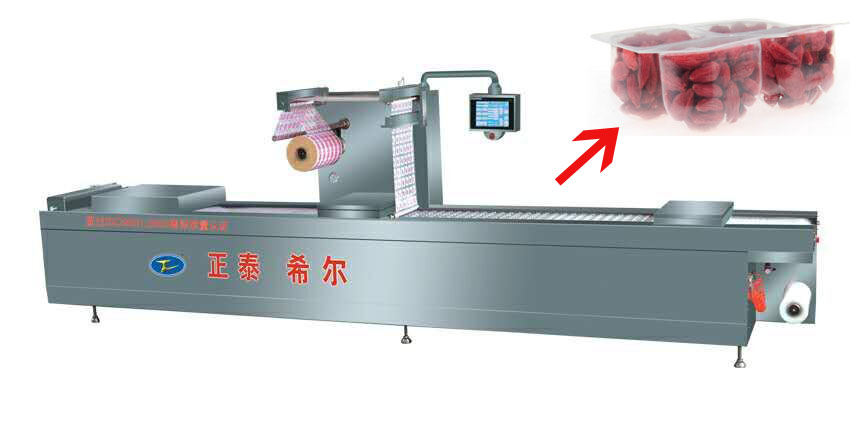 Hexagonal Bolt Screw and Nut Vacuum Packing Machine