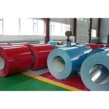 Feuille de couleur bobines d'acier revêtues de zinc