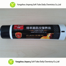 Aluminium&Plastic Cosmetic Packaging Tube Laminated Tube Shoe Oil Tube