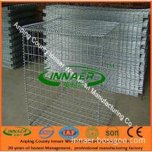 Square Gabion Box for Construction Wire Mesh