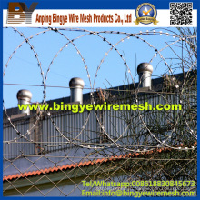 From China Manufacture Razor Barbed Wire/Stranded