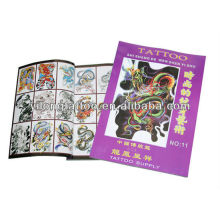 2012 new tattoo manuscrip tattoo magazine tattoo book supply