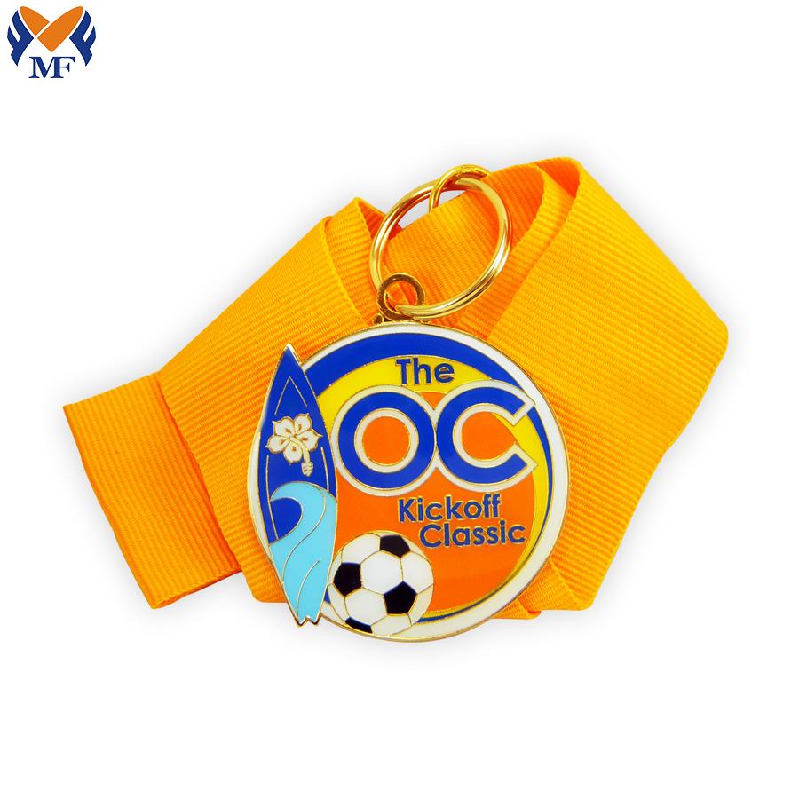 Bulk Custom Football Medal