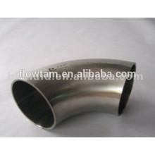 Нержавеющая сталь 90 градусов короткий изгиб