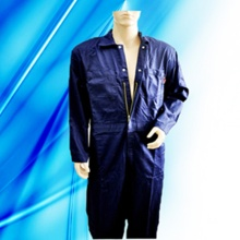 35% Cotton 65% Polyester Man′s Flame-Retardant Overall