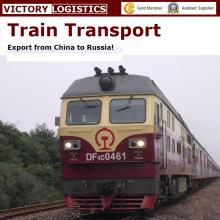 Railway Service, Railway Transportation From China