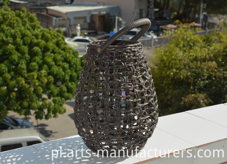rattan decoration