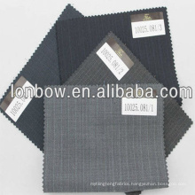 Super150 tailor made men's suit fabric in stock