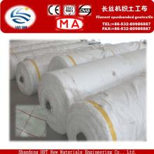 Geotêxtil tecido 200GSM para o forro da lagoa