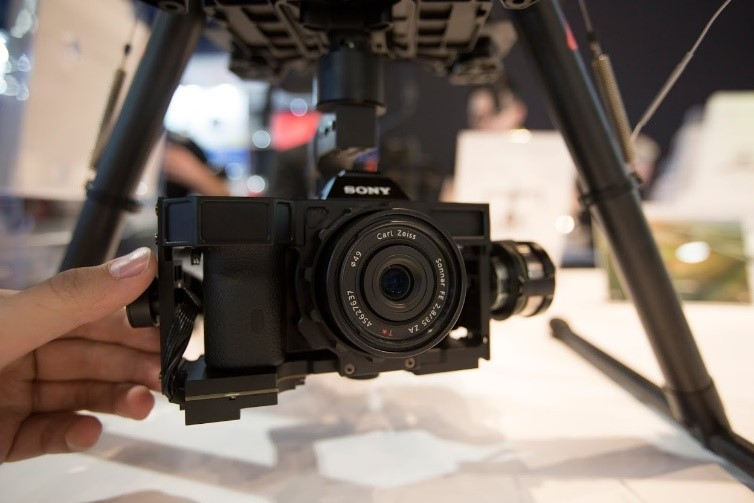 Gimbal For Mirrorless Camera