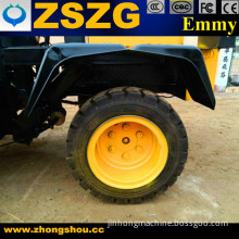 FWD hydraulic mini equipment loader wheeled type ZL03 front loader