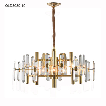 luxury decorative lights led chandelier oriental lamp