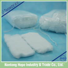 organic square cotton pad