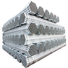gi round steel pipe tube ! china supplier 8 inch tube threaded shelf q235 hot dipped galvanized pipe steel