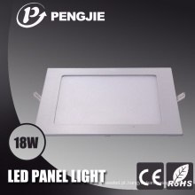 Luz de teto branca do diodo emissor de luz 18W para o escritório