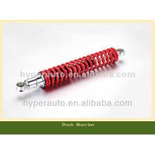 Marché de l'Amérique du Sud de 180 mm prix amortisseur de choc en aluminium pour moteur Honda bajaj
