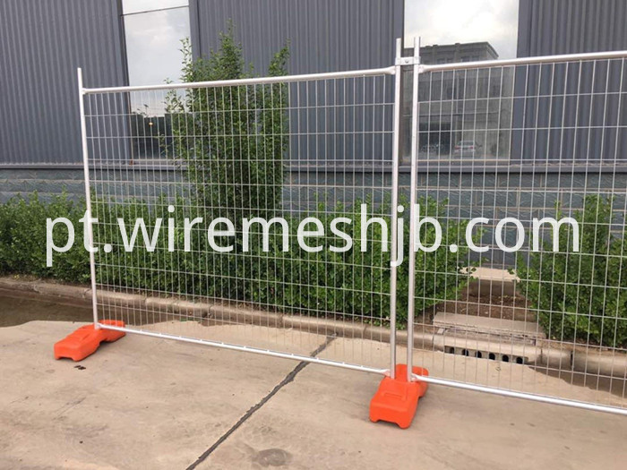 Temporary Construction Fence