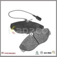 WVA 29077 Venta al por mayor Kapaco alta calidad Cool Pad Pads de carbón para Daf FA 55