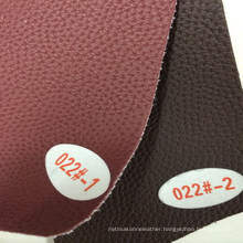 Popular PU Sofa Chair Upholstery Leather (HS022#)