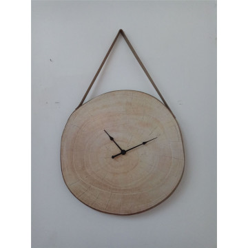 Tree Lines Creative Wooden Clock