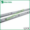 30leds/м LPD6803 алюминиевый профиль светодиодные полосы света Сид напольные алюминиевые полосы