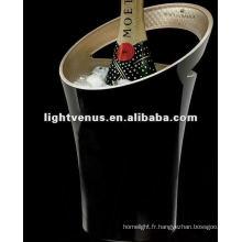 2012 Nouveau refroidisseur de bouteilles à LED