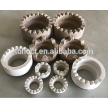 Nelson studs sole supplier ceramic ferrules for stud welding ceramic ring