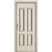 Fashion interior PVC door PVC wooden door