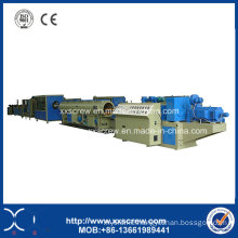Completed PVC Pipe Extrusion Line