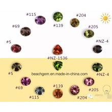 Color cambio Nano Sital piedras preciosas