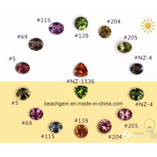 Mudança de cor Nano suellyn Gemstones