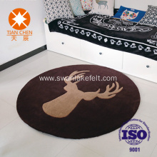 New Kind custom printed carpet floor mat