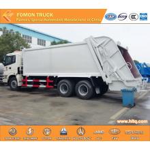 Camion compacteur à déchets FOTON 6X4 Euro 4