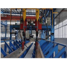 Gantry Submerged Arc Lasmachine
