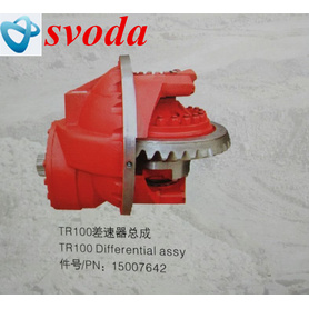 Mining dump truck for NHL Terex tr100 differential assy