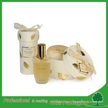 Boîte de tube d'emballage de bouteille d'huile de parfum de luxe