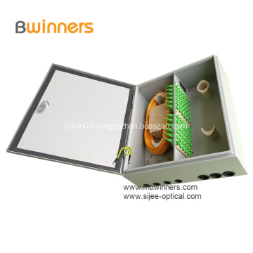 Fiber Optic FTTH Distribution Box 72-96 cores