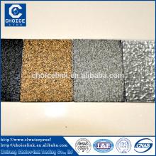 Feuillage de toiture en surface de sable Membrane imperméable à l'eau bitumineuse à l'aide de l'APP