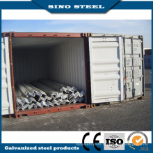 Q235 Hot Dipped Galvanized Steel Angle Bar