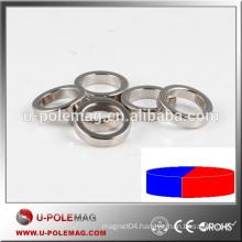 45H Radial magnetized neodymium magnetic ring