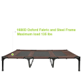 1680D Oxford Fabric Pet Bed Dog Cot
