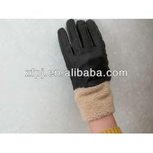 Lampenmanschette Außenhandschuhe aus Leder